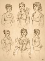 Sketches 05 by Maarchal