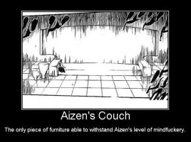 Aizen's Couch by Majora58