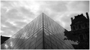 The Louvre by iamthewizard2