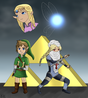 The Triforce by Keshyx