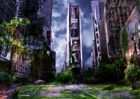 City abandoned by hguerfi