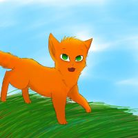 Firestar by nightpooll