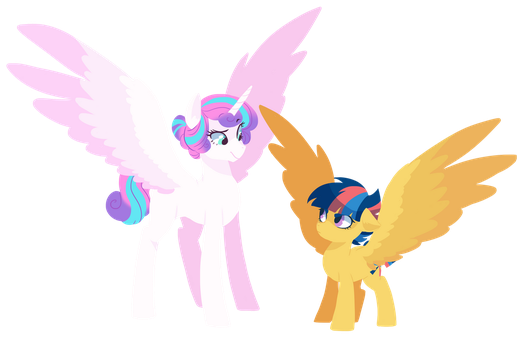 The Biggest of Wings (MLP S6 Spoiler) by kilalaaa