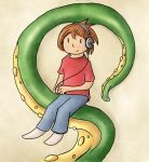The sound of tentacles by Drak-Joen