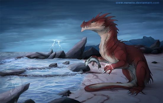 The last brother by Nereiix