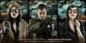 All is Fair in Love and War by orlarose
