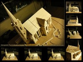 Church model by Thomyyyyy
