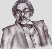 Filius Flitwick by LeahRosslyn