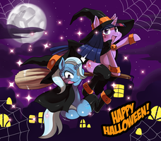 Happy Halloween '13 :Twixie: by ss2sonic