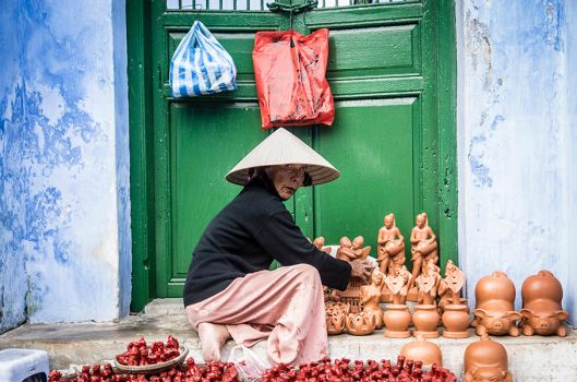 Hoi An People - XII by InayatShah