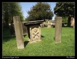 Gravestones Eyam rld 01 by richardldixon