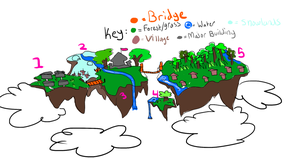 Concept:. Map of Isles by Bella-Brownies