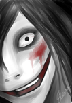 Jeff the Killer by Eleenachan