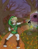 GhostBustin' Hyrule Style by Silver-the-kid
