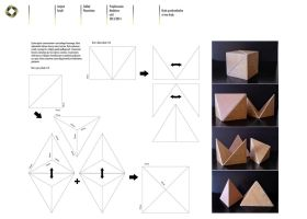 Transformable solids by prettykittyandbadcat