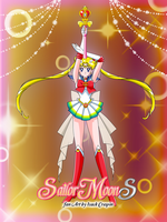 super sailor moon by Isack503