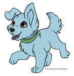 Free Puppy Base 2 by SirKittenpaws