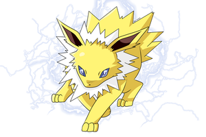 Jolteon by SeviYummy