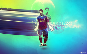 Iker Casillas by cassi94