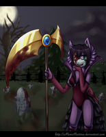 Graveyard by MewMartina