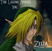The Legend Awaits You... by icyookami