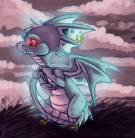 Ghost Draik by meteorcrash