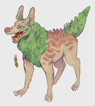 FLASH AUCTION - gatorgon - 48 hours [open] by wakesfield