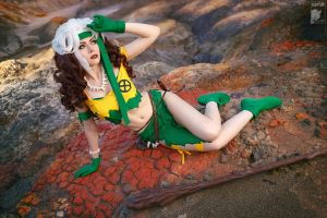 Savage Land by Ryoko-demon