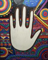 Place Hand here for Hyperspace by Art-of-the-Shaman