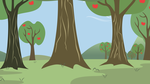 Background: Trees by EStories