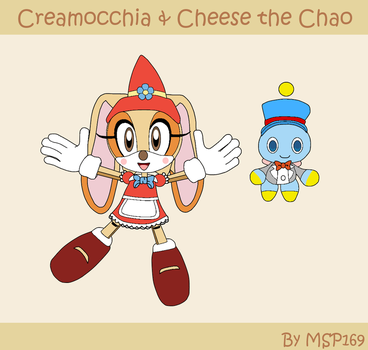 Creamocchia - Character Bios by MSP169