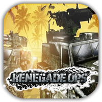 Renegade Ops Game Icon by Wolfangraul