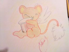 Kero from CardCaptor Sakura by EternalArtGirl740