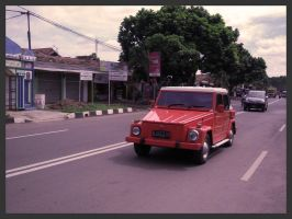 Indonesia VW Fest - Type 181 2 by atot806