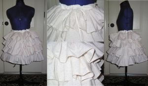 Commissioned Fashion Petticoat by DifferentFree