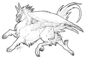 Griffin by CorrosiveFool