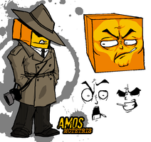 Amos McTetris Redux by Bosshamster