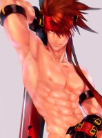 GGXrd by almondrooster