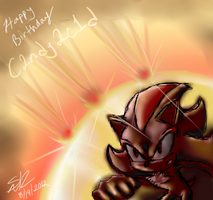 Gift: Birthday Explosion by ShadowReaper12