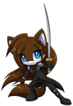 2 Chibi cosplay for SutaruTheLynx by Extra-Fenix