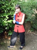 Ranma Cosplay by Misical