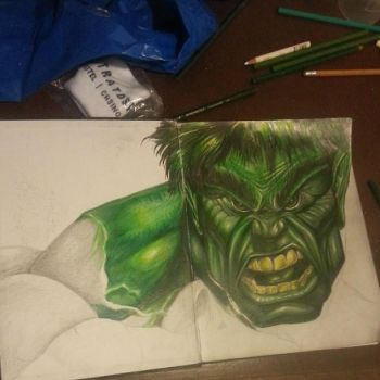 Hulk4 by kingstyle