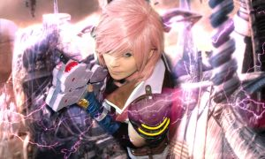 Lightning ''lets see what your made of'' by Lightninglouise
