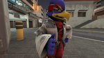 Falco Lombardi by Sharpe-Fan
