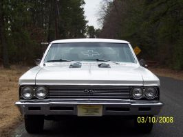 68 Chevy Chevelle SS stock3 by Stock-Tenchigirl15