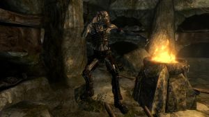 Draugr are now Kung Fu Fighters! by NeonBlacklightTH
