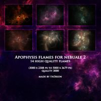 Apophysis fracta for nebulae 2 by th3rion