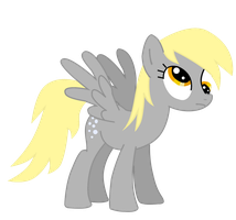 Derpy is Thinking by Derpers-Gonna-Derp