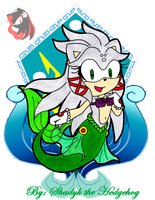 Princess Sapphire the Merhog Kingdom of Atlantis by PrincessShadyk