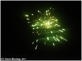 2011 Fireworks IV by Sweet-Blessings